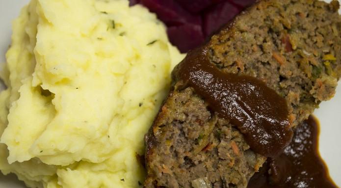 meatloaf leekloaf