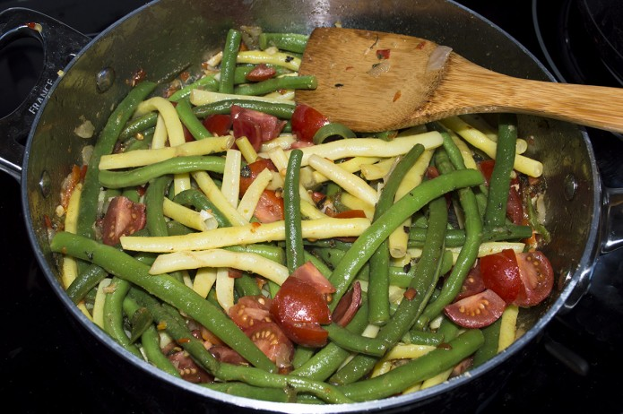 Mexican Green Beans